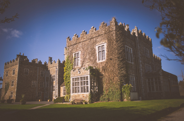 Waterford Castle wedding Ireland