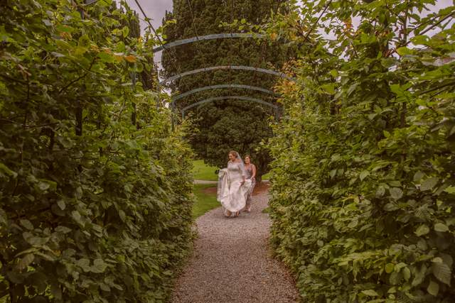 Garden wedding Ireland AislinnEvents.com images by Shane O'Neill www.aspectphotography.net