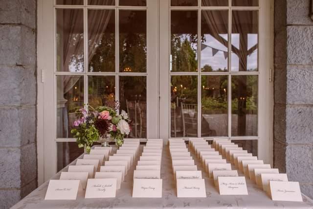 Garden wedding Ireland by AislinnEvents.com imagesl www.aspectphotography.net