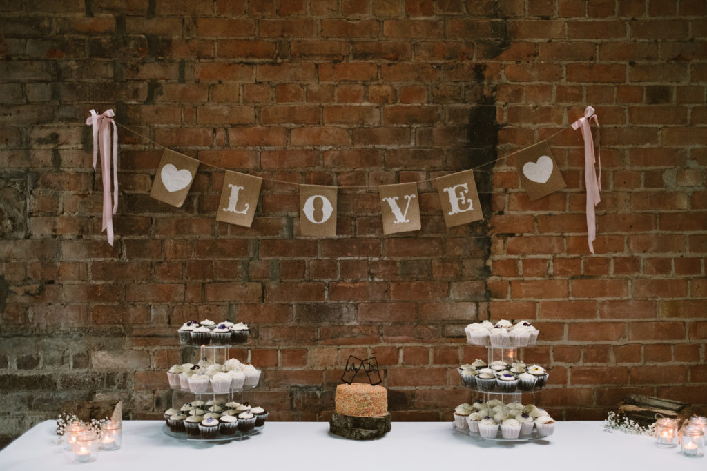 rustic bar wedding ireland