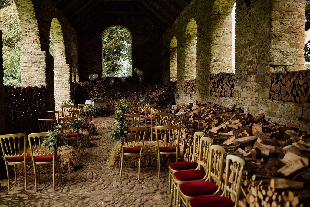 Ireland barn wedding destination wedding Ireland