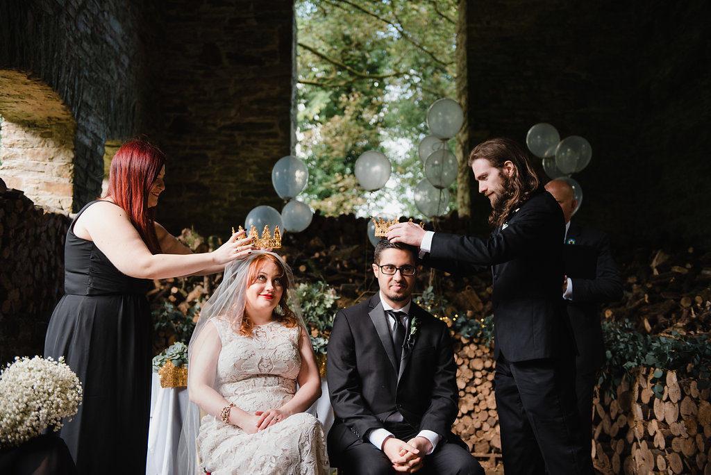 destination wedding Ireland Russian wedding traditions