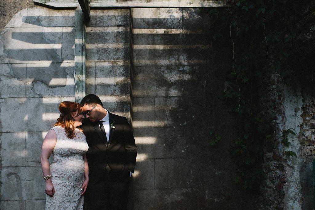 destination wedding in a barn Aislinn Events