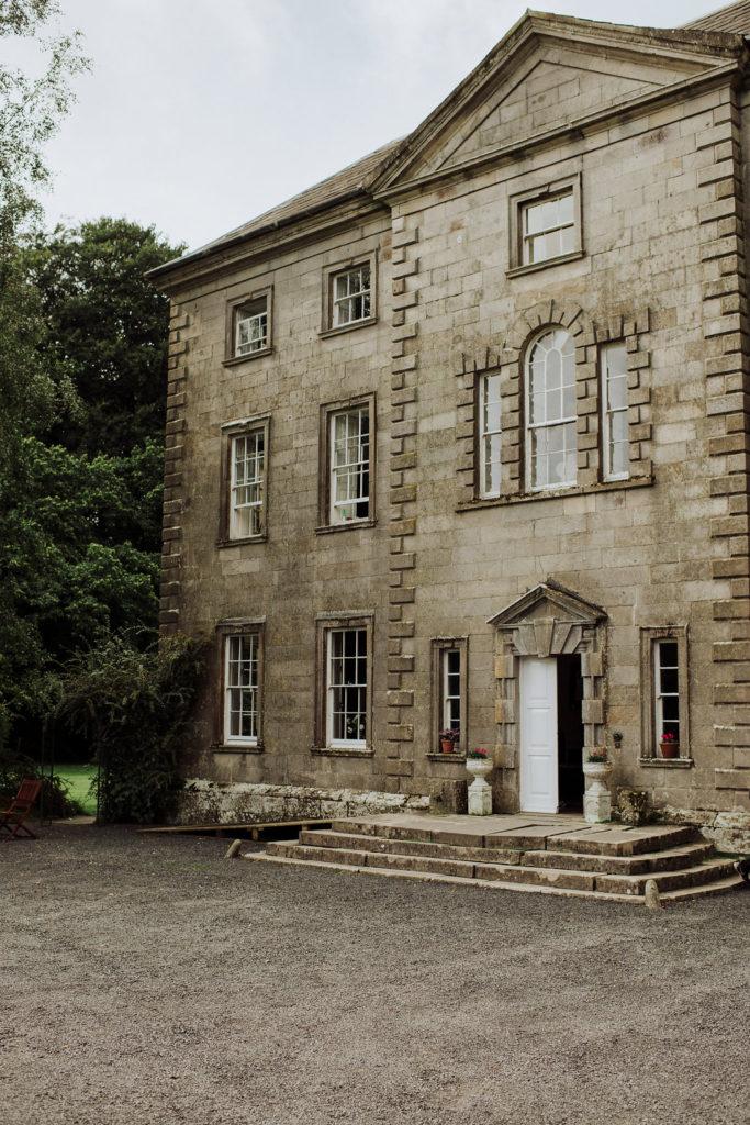 Ireland manor house destination wedding