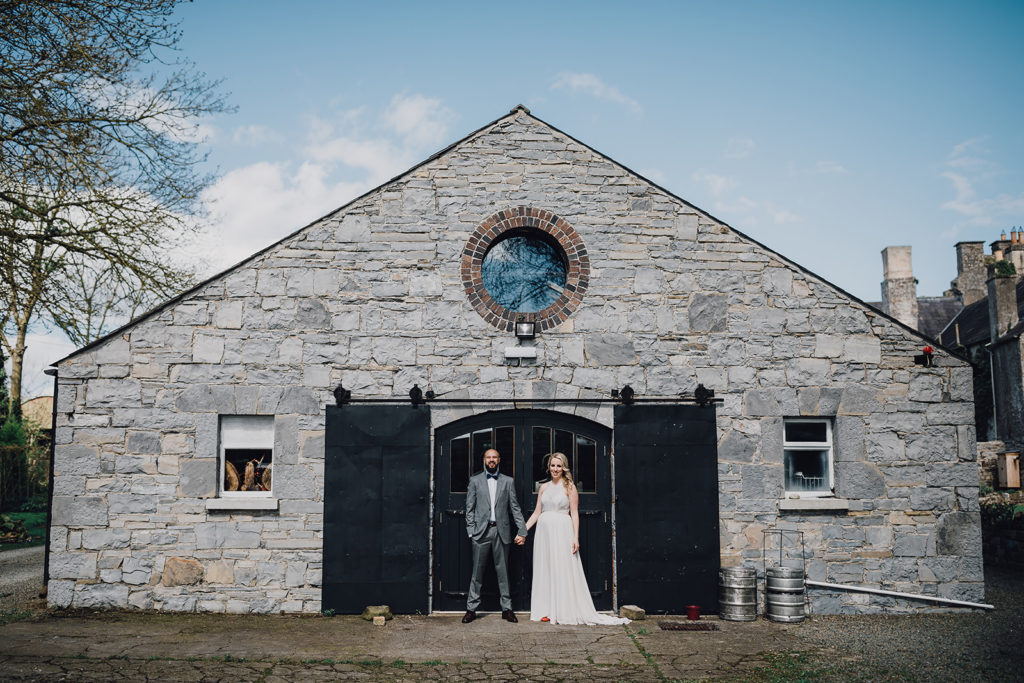 destination barn wedding Ireland AislinnEvents.com