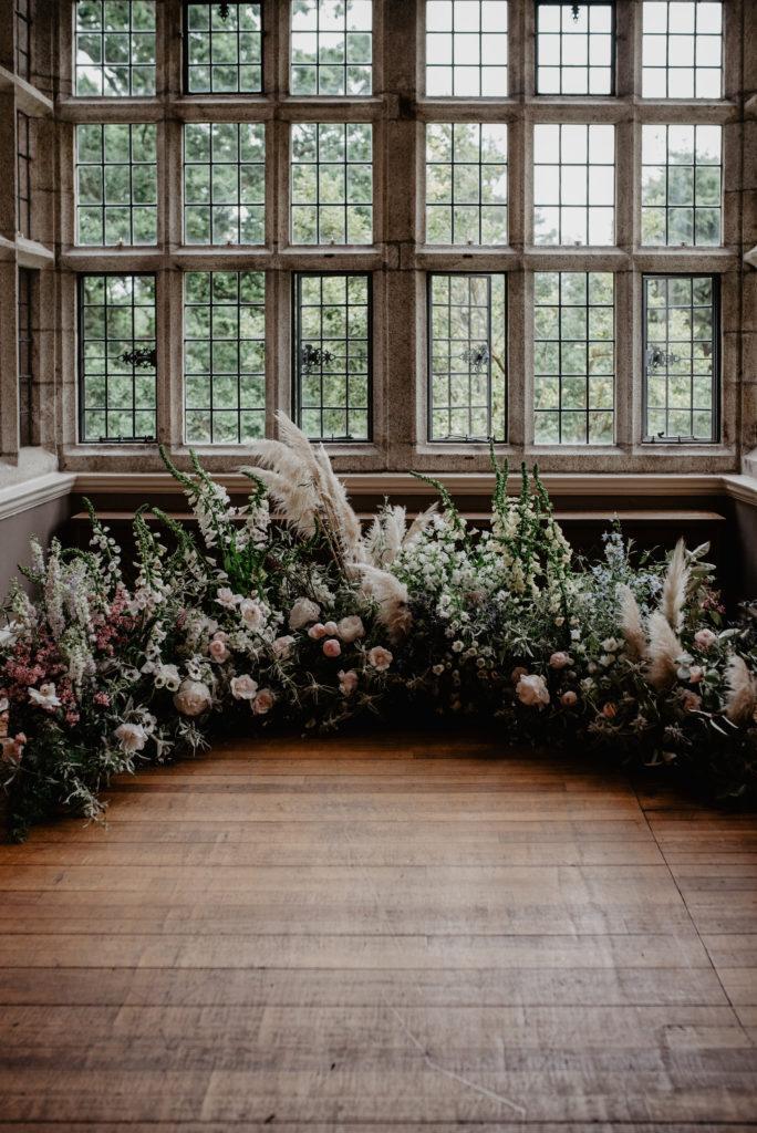 elegant castle conservatory