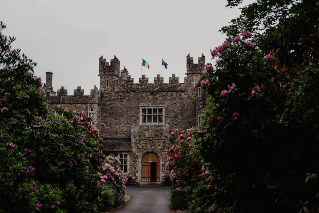 All About Family - A Castle Destination Wedding