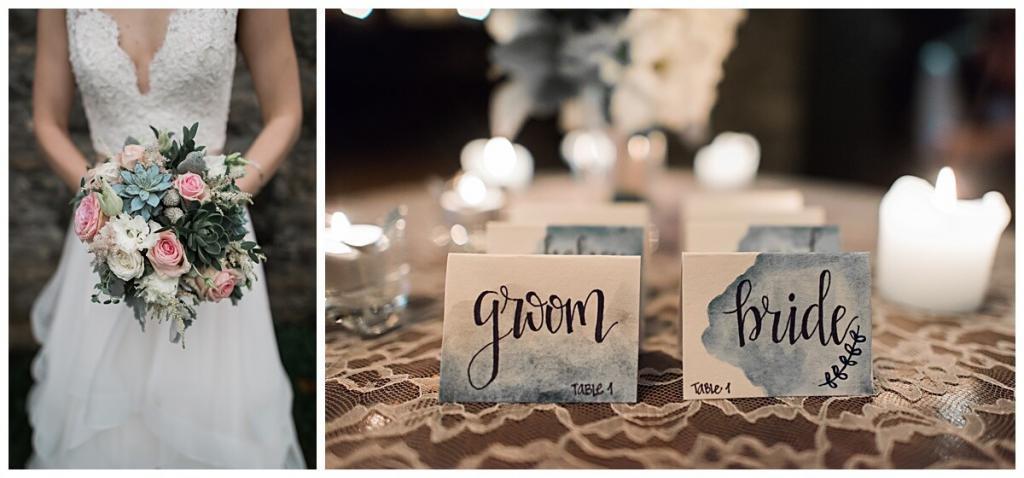 family wedding ceremony aislinn events
